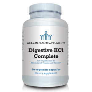 digestive hcl supplements