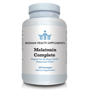 melatonin complete supplement