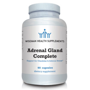 adrenal gland complete supplement