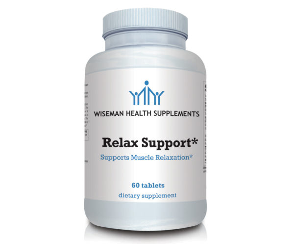 muscle relaxation supplement